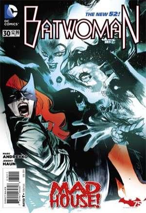 Batwoman (2011-2015)#30A