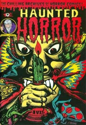 Haunted Horror (2012-Present)#10