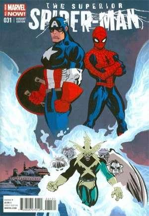 Superior Spider-Man (2013-2014)#31B