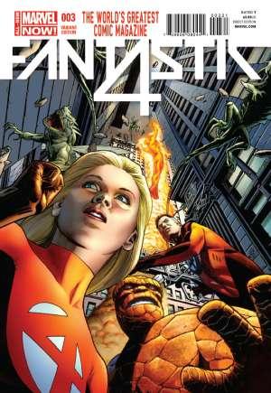 Fantastic Four (2014-2015)#3B