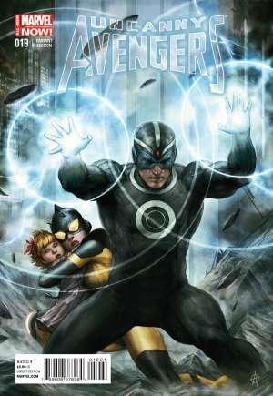 Uncanny Avengers (2012-2014)#19B