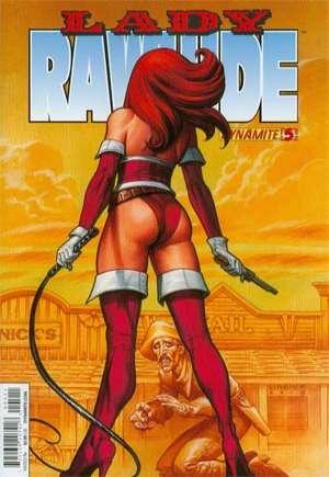 Lady Rawhide (2013-Present)#5A