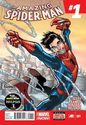Amazing Spider-Man (2014-2015)#1A