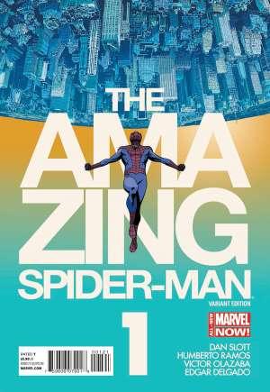 Amazing Spider-Man (2014-2015)#1B