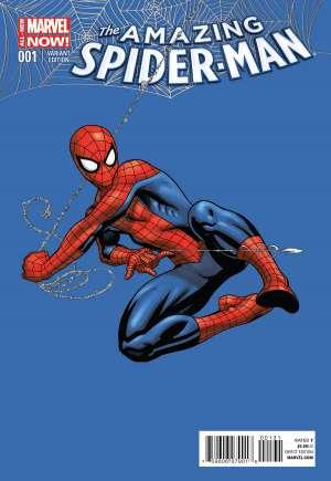 Amazing Spider-Man (2014-2015)#1C