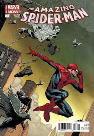 Amazing Spider-Man (2014-2015)#1D