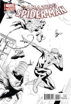 Amazing Spider-Man (2014-2015)#1E