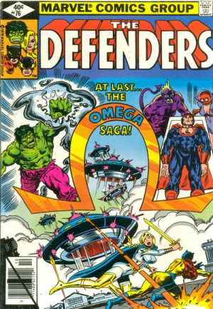 Defenders (1972-1986)#76B