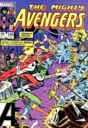 Avengers (1963-1996)#246B