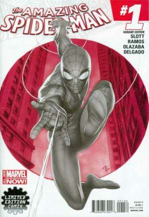Amazing Spider-Man (2014-2015) #1R