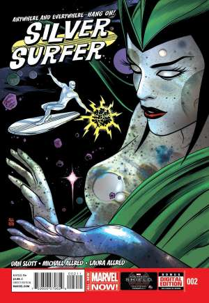 Silver Surfer (2014-2016) #2A
