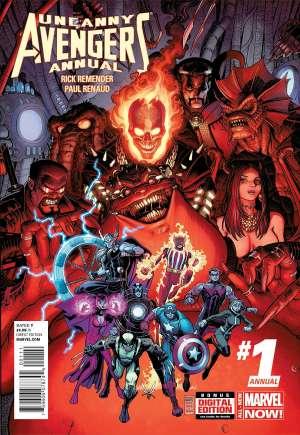 Uncanny Avengers (2012-2014)#Annual 1A