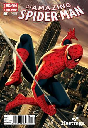 Amazing Spider-Man (2014-2015)#1S