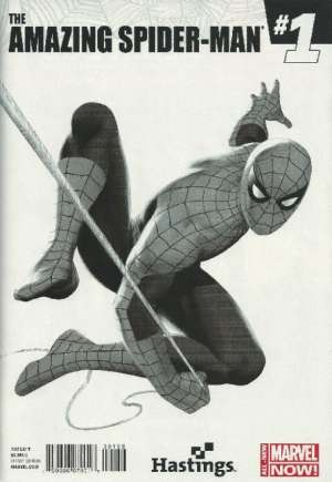 Amazing Spider-Man (2014-2015)#1T