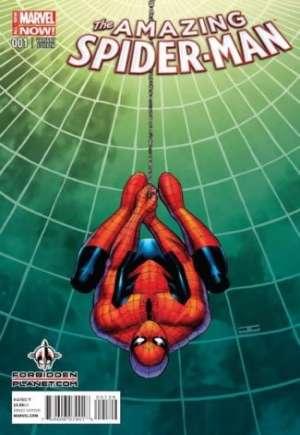 Amazing Spider-Man (2014-2015)#1U