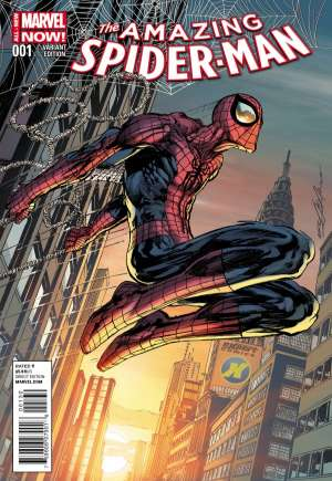 Amazing Spider-Man (2014-2015)#1ZR