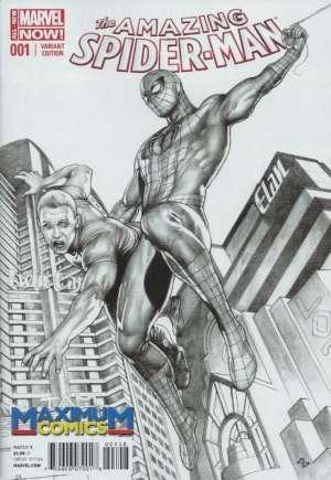 Amazing Spider-Man (2014-2015)#1ZB