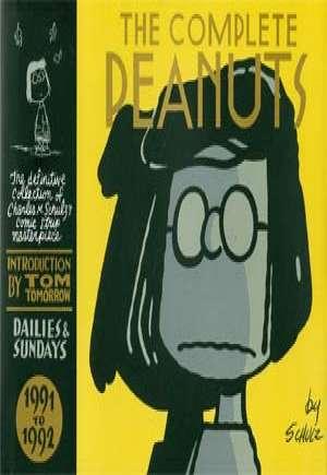 Complete Peanuts (2004-Present)#HC Vol 21