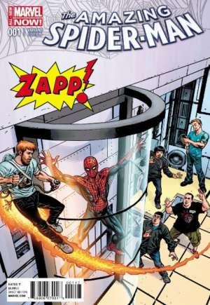 Amazing Spider-Man (2014-2015)#1ZX