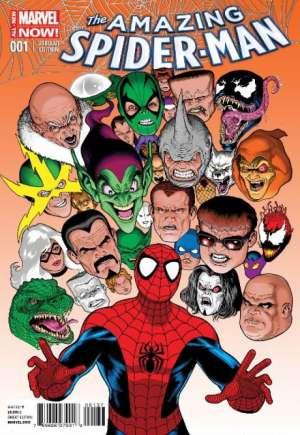 Amazing Spider-Man (2014-2015)#1ZE