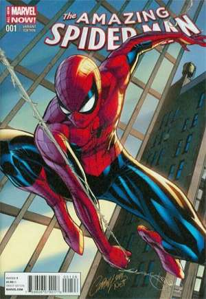 Amazing Spider-Man (2014-2015) #1ZT