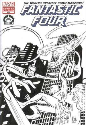 Fantastic Four (2012)#600F