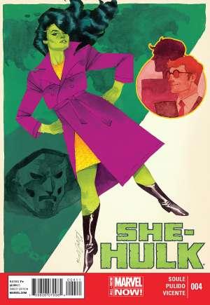 She-Hulk (2014-2015)#4A