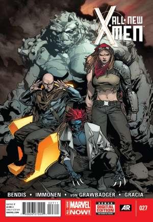 All-New X-Men (2013-2015)#27A