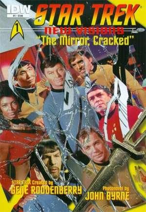 Star Trek: New Visions (2014-Present)#1
