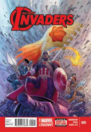 All-New Invaders (2014-2015) #5