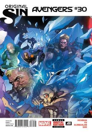 Avengers (2012-2015)#30B