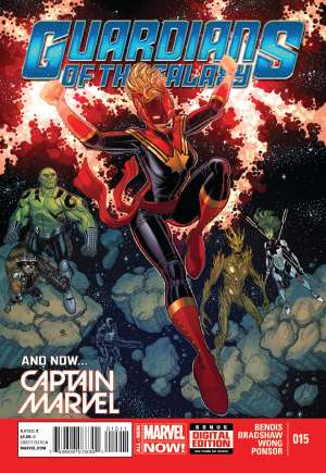 Guardians of the Galaxy (2013-2015) #15A
