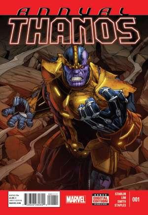 Thanos Annual (2014)#1A