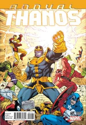 Thanos Annual (2014)#1C