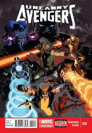 Uncanny Avengers (2012-2014)#20A