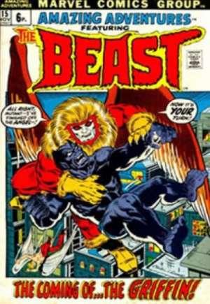 Amazing Adventures (1970-1976)#15B