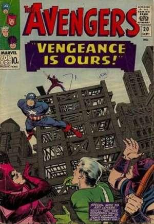 Avengers (1963-1996)#20B