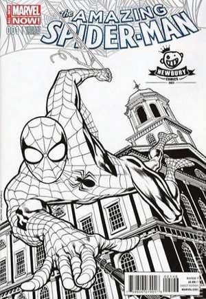 Amazing Spider-Man (2014-2015)#1ZM