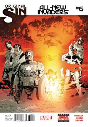 All-New Invaders (2014-2015)#6