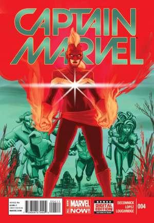 Captain Marvel (2014-2016)#4