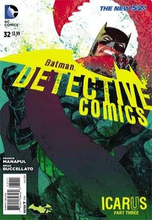 Detective Comics (2011-2016)#32A