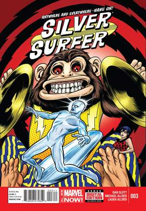 Silver Surfer (2014-2016)#3A