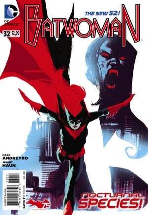 Batwoman (2011-2015)#32A