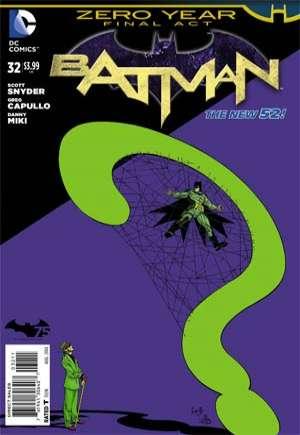 Batman (2011-2016)#32B