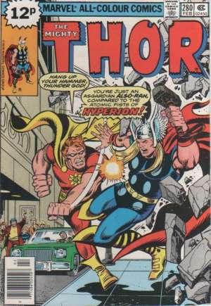 Thor (1966-1996)#280B