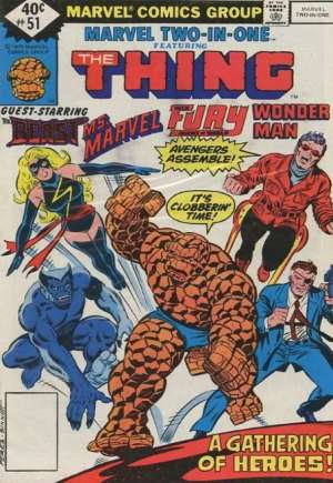 Marvel Two-In-One (1974-1983)#51B