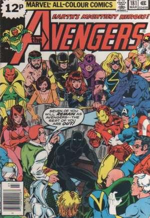 Avengers (1963-1996)#181B