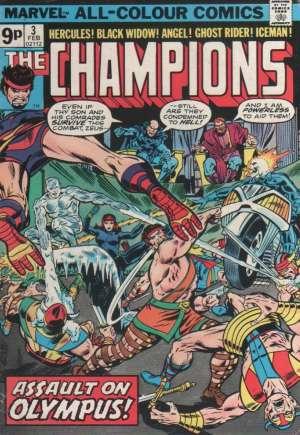 Champions (1975-1978)#3B