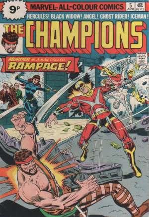Champions (1975-1978)#5C