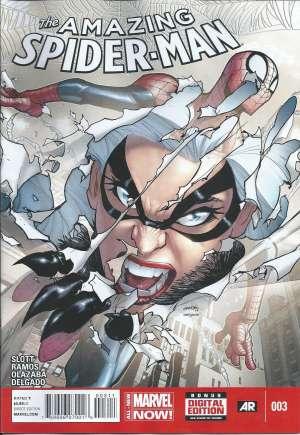 Amazing Spider-Man (2014-2015)#3A